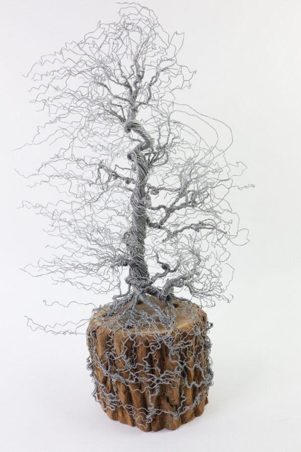 ajándék drótfa réz acél alumínium horgany 37.1