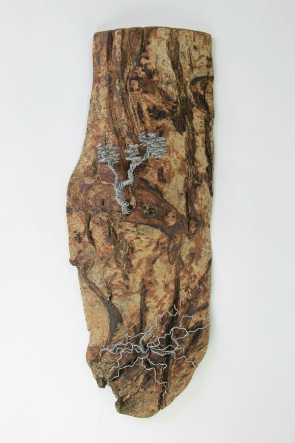 ajándék drótfa réz acél alumínium horgany 81