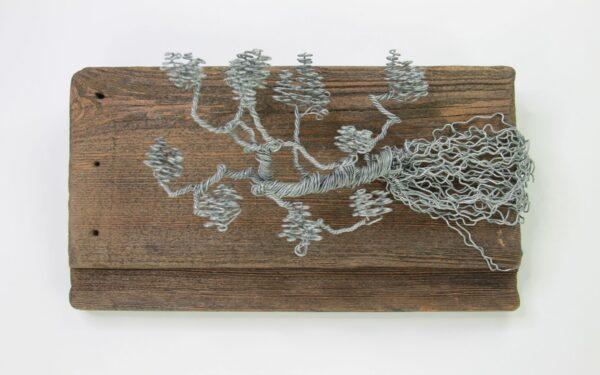 ajándék drótfa réz acél alumínium horgany 84.1