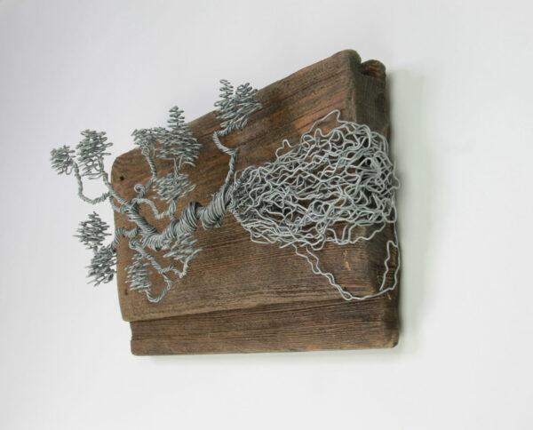 ajándék drótfa réz acél alumínium horgany 84.3