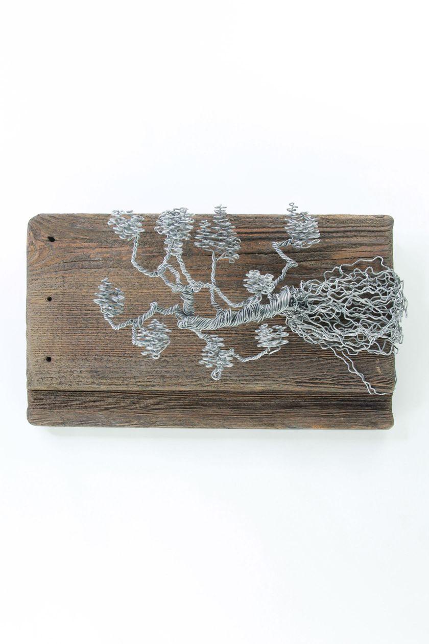 ajándék drótfa réz acél alumínium horgany 84