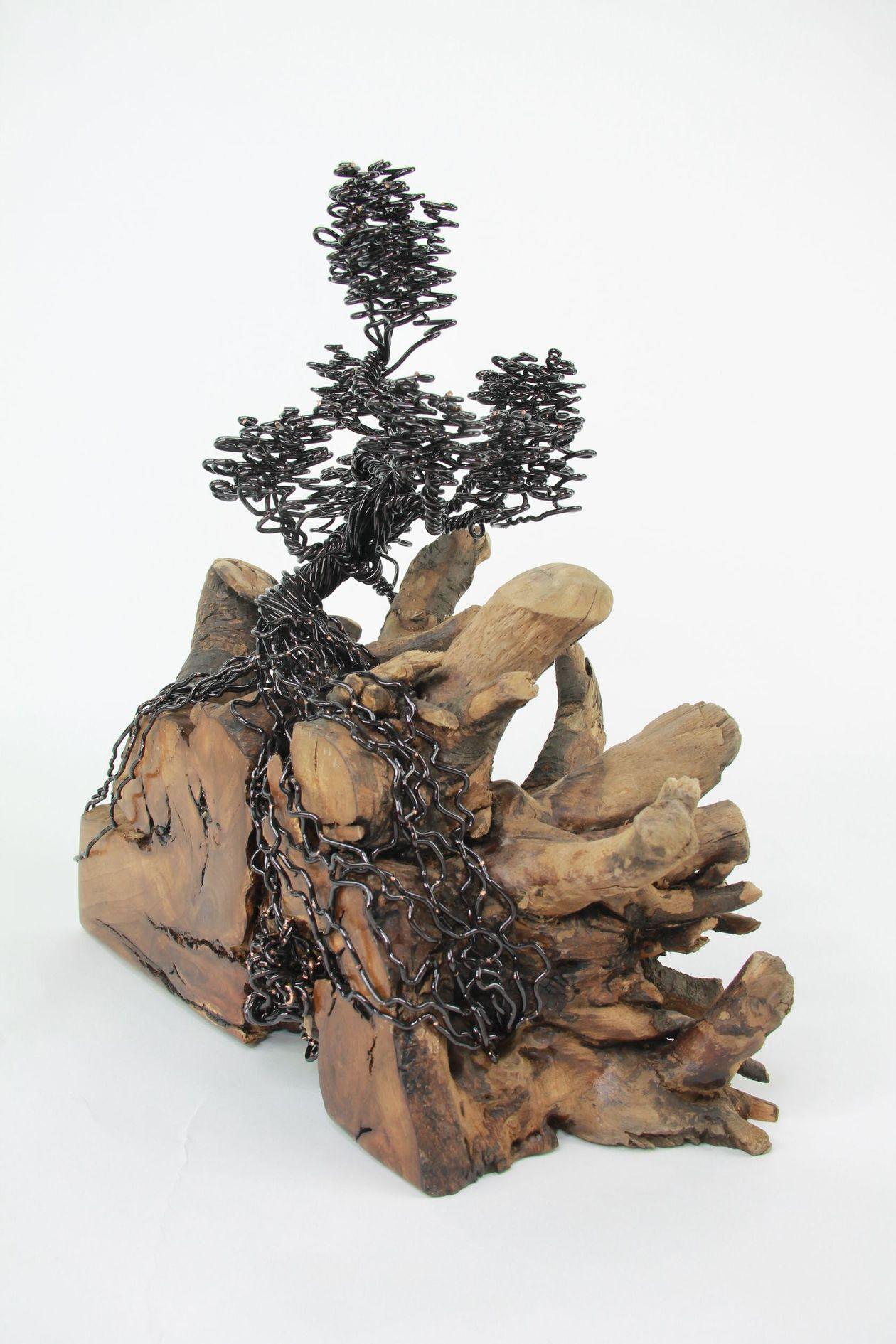 ajándék drótfa réz acél alumínium horgany 87.1