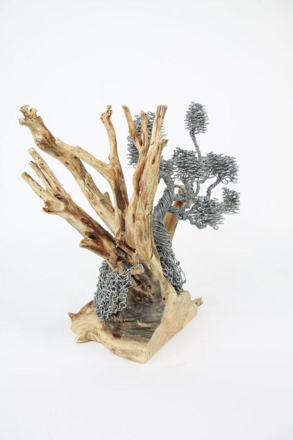 ajándék drótfa réz acél alumínium horgany 88.1
