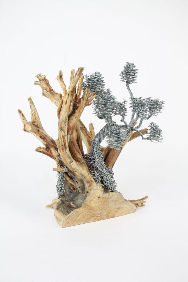 ajándék drótfa réz acél alumínium horgany 88.2