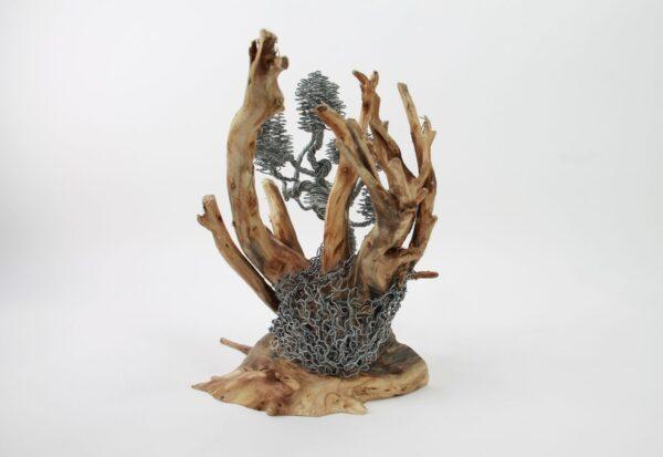ajándék drótfa réz acél alumínium horgany 88.3