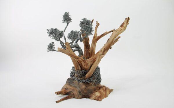 ajándék drótfa réz acél alumínium horgany 88.4