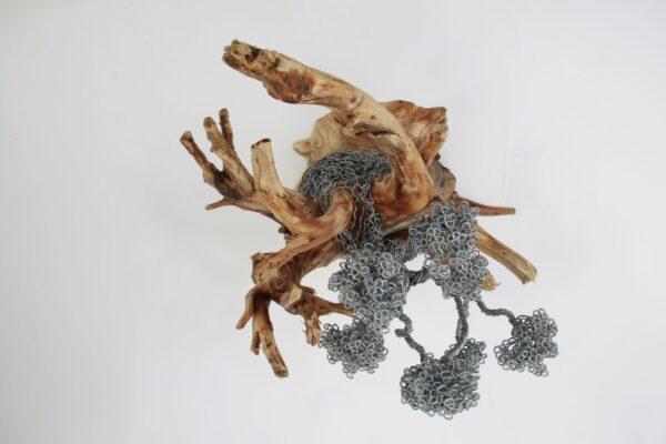 ajándék drótfa réz acél alumínium horgany 85.5