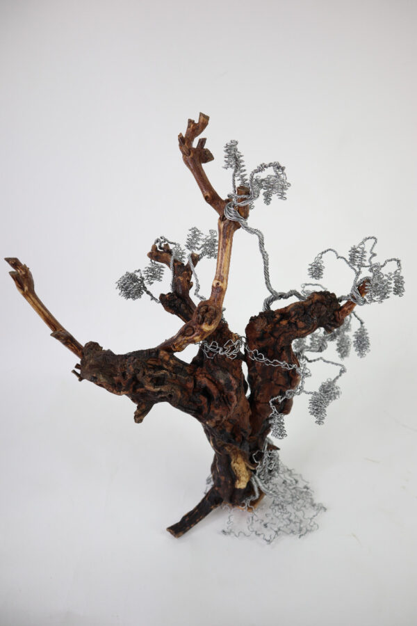 ajándék drótfa réz acél alumínium horgany 89.1