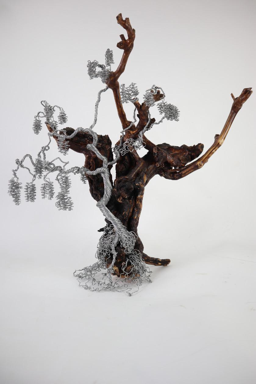ajándék drótfa réz acél alumínium horgany 89