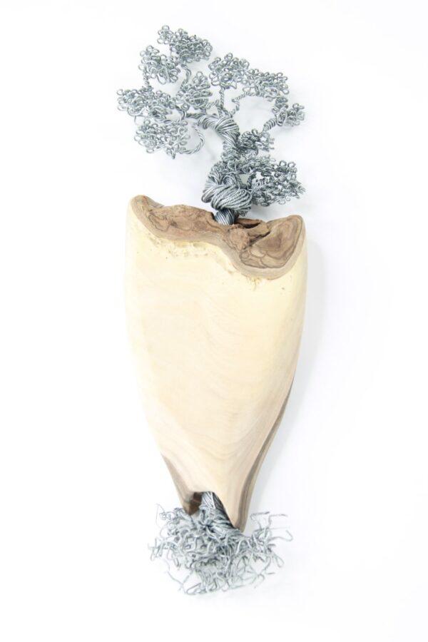 ajándék drótfa réz acél alumínium horgany 90