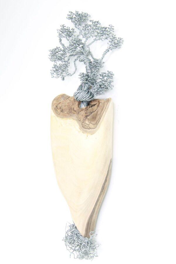 ajándék drótfa réz acél alumínium horgany 90.1