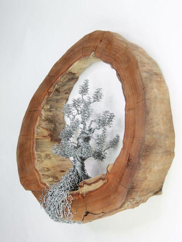 ajándék drótfa réz acél alumínium horgany 91.3