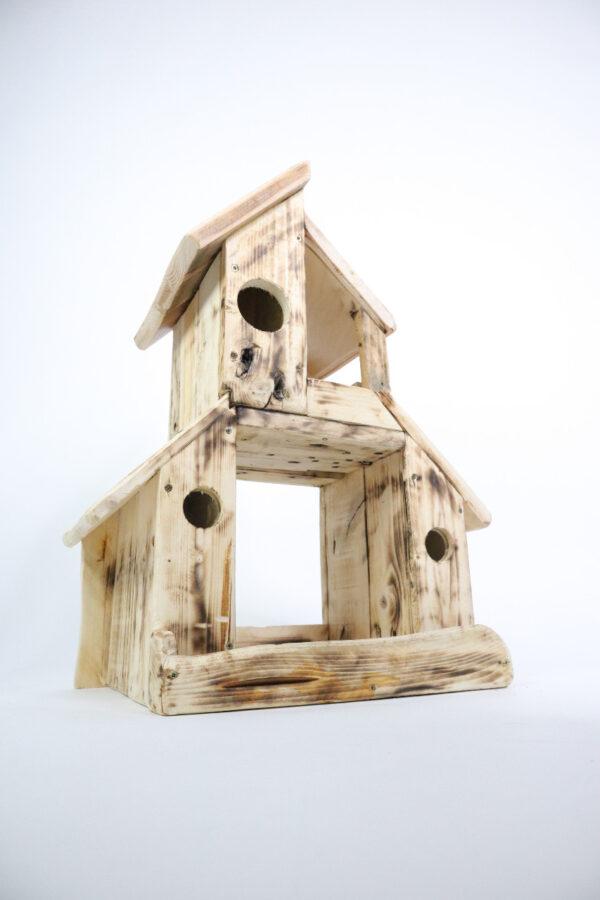 ajándék madáretető madárlak kisház 12.3