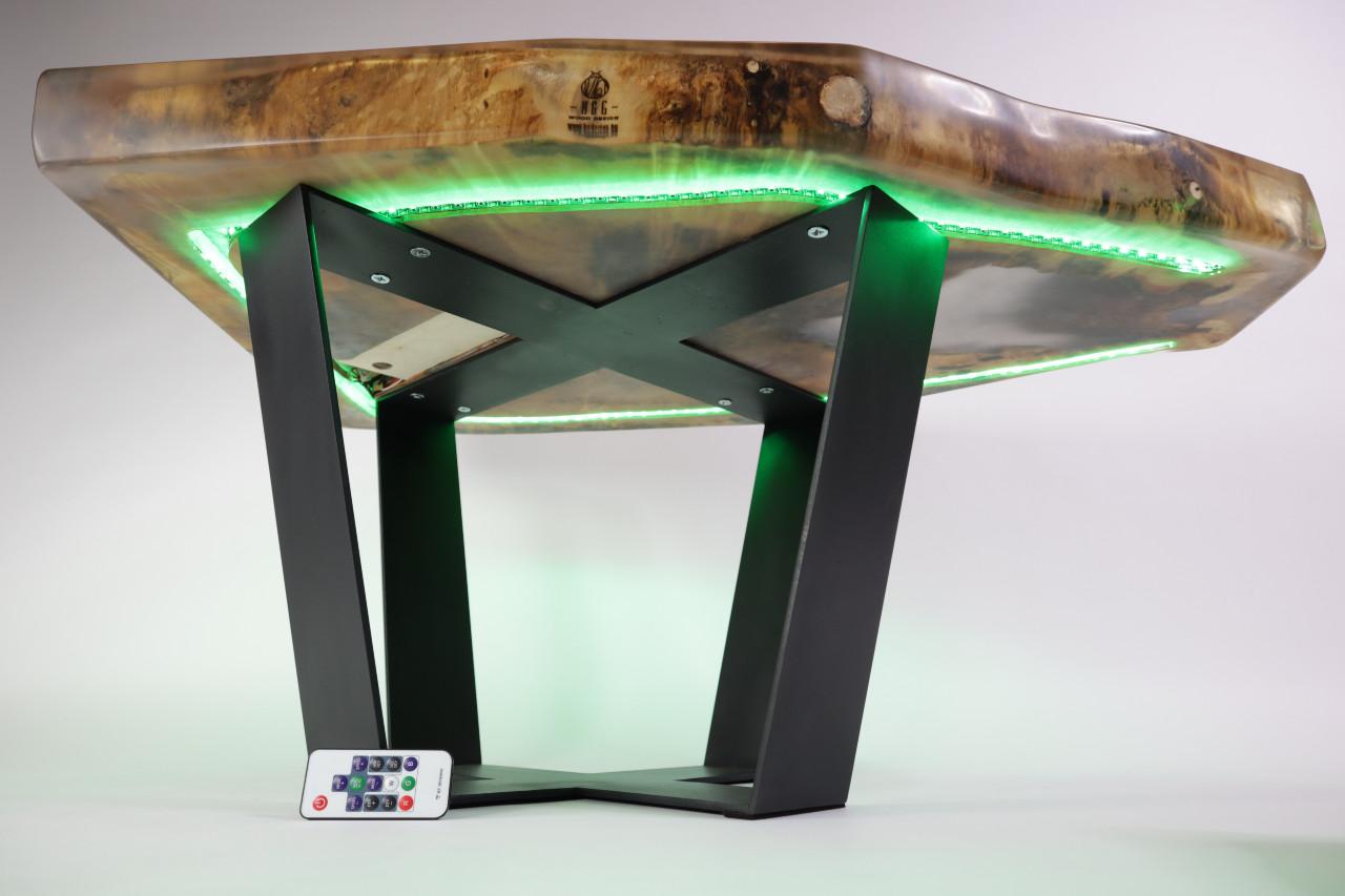 műgyanta asztal ajándék drótfa led lámpa réz acél alumínium horgany 107.1