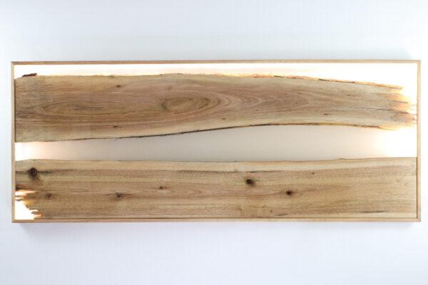 műgyanta lámpa ajándék drótfa réz acél alumínium horgany 94.8