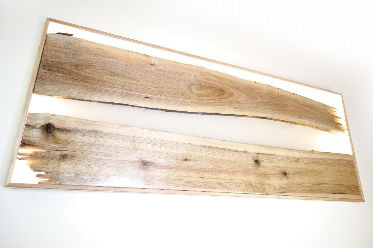 műgyanta lámpa ajándék drótfa réz acél alumínium horgany 94.9