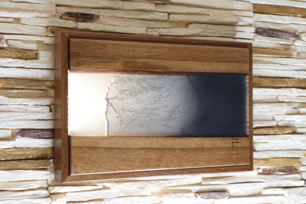 műgyanta lámpa ajándék drótfa réz acél alumínium horgany 95.9