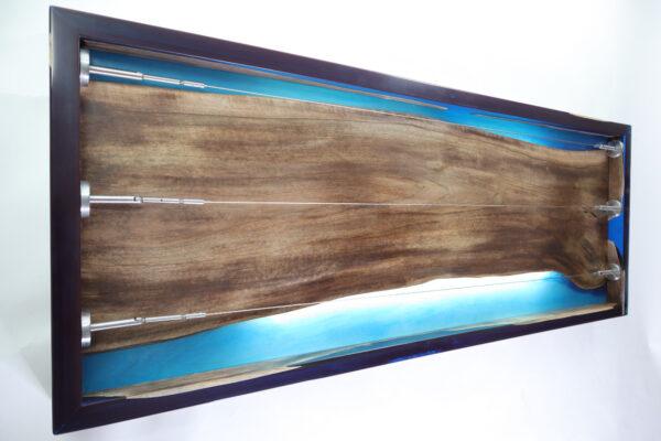 műgyanta lámpa fényképtartó ajándék drótfa réz acél alumínium horgany 105.13