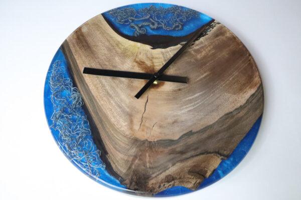 műgyanta óra ajándék drótfa réz acél alumínium horgany-105.1