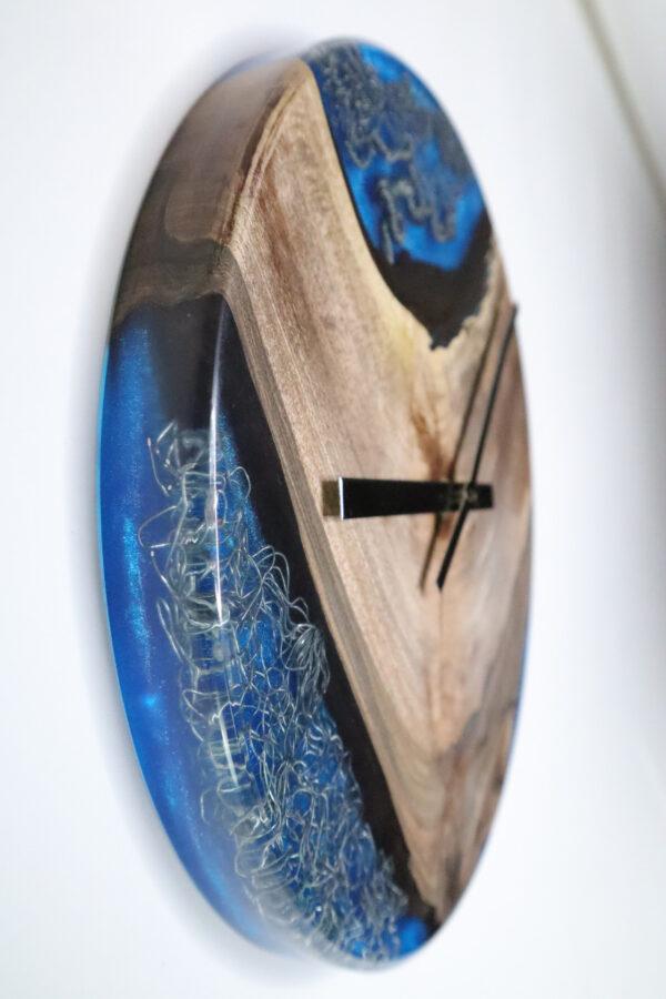 műgyanta asztal ajándék drótfa réz acél alumínium horgany-105.2