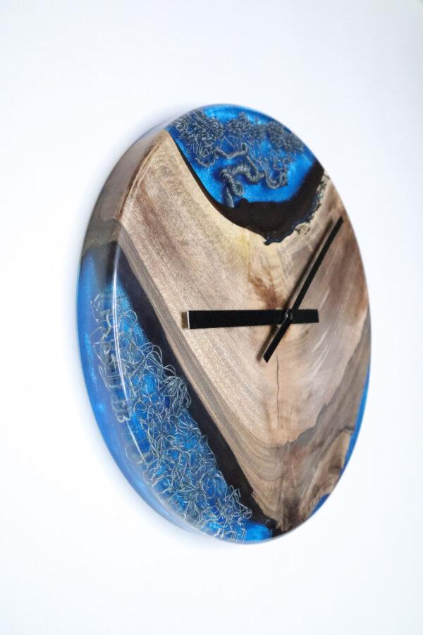 műgyanta asztal ajándék drótfa réz acél alumínium horgany-105.3