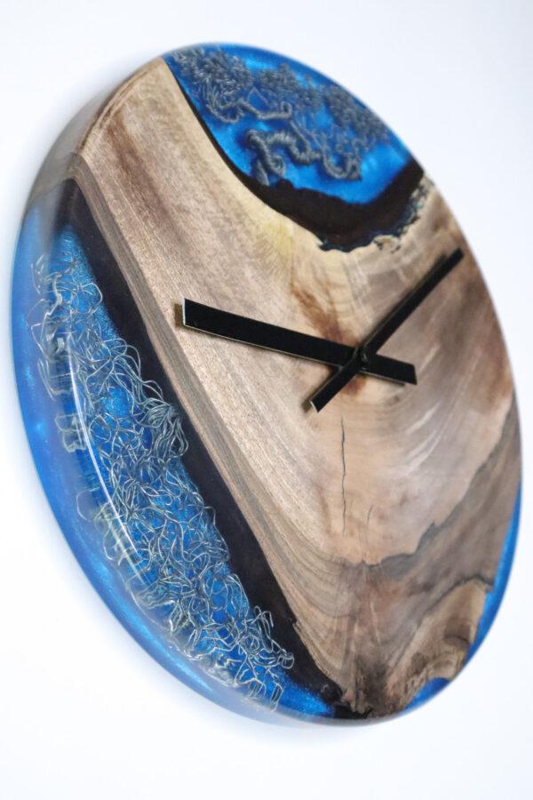 műgyanta óra ajándék drótfa réz acél alumínium horgany-105.4